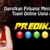 Dapatkan Peluang Menang Jitu Togel Online Uang Asli