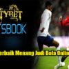 Panduan Terbaik Menang Judi Bola Online Uang Asli